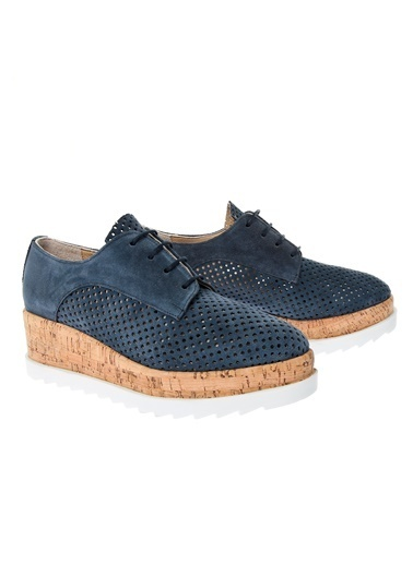 John May Ayakkabı Mavi